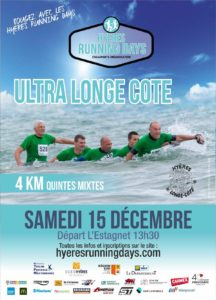 Ultra Longe Côte Hyères Running Days