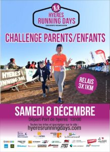 challenge parents enfants hyères running days 2018