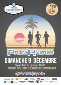 Course sur route la-prom-hyères-2018 hyères running days 2018 #HRD18