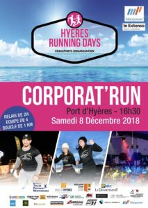 Corporate Run HRD18 - 1/4