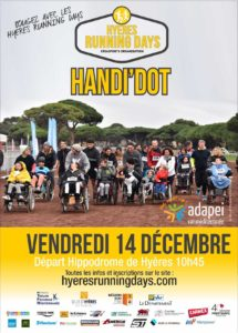 Cross Handi'Dot des Hyères Running Days 2018 #HRD18