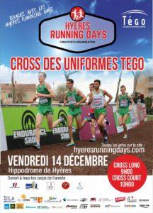Cross des Uniformes TEGA des Hyères Running Days 2018 #HRD18