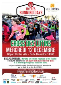 Cross des Lutins des Hyères Running Days 2018 #HRD18