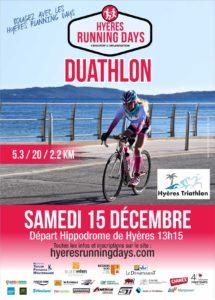 Duathlon des Hyères Running Days 2018 #HRD18